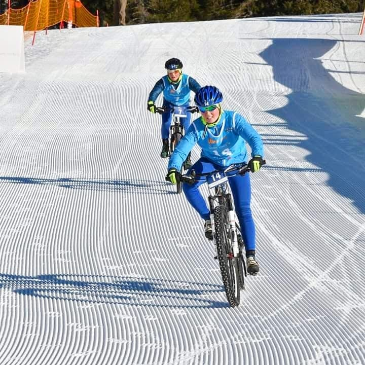 Winter Triathlon WC - Race Report